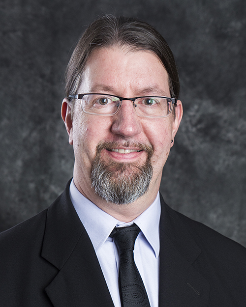 Acting President John Ulrich